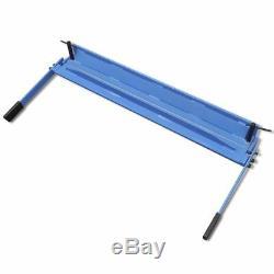 1000mm Manually Operated Sheet Metal 135° Degree Folding Machine Folder Tool