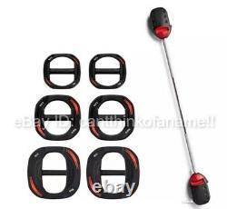 20KG Smart Bar Body Pump Weight Plate Set Smart Barbell Dumbbell Les Mills