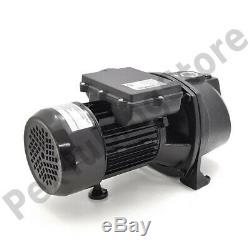 3/4 HP Convertible Shallow or Deep Well Jet Pump with Pressure Switch, 115/230V UL