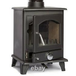 5kw Coseyfire Crofter Cast Iron Multi-Fuel Woodburning Stove Stoves Boats