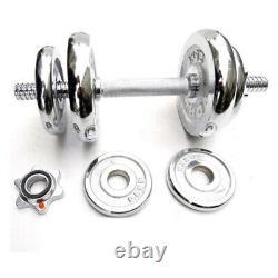 Adjustable Dumbbells Weights Barbell Set Cast Iron Chrome Dumbell 20Kg 30Kg 50Kg