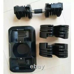 Adjustable dumbbells 2x40kg pair set (80kg TOTAL)-In Box