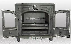 Agatar Multi fuel Stove with Boiler 30B 30 kW Coal and Woodburner
