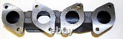Cast Iron Turbo Manifold for VW 90-92 Golf/Jetta/Passat 1.8L 2.0L I4 16V DOHC