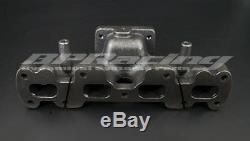 Cast iron turbo exhaust manifold for 94-05 MAZDA MIATA MX-5 1.8 LITER T25 turbo