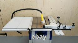 Charnwood W619 8'' Cast Iron Table Saw