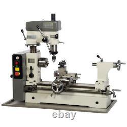 Chester Model B Metalworking Lathe Combination Machine UK Stock Warranty
