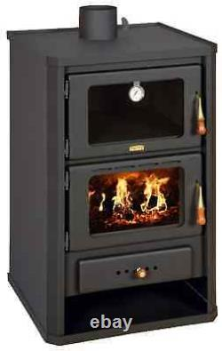 Cooking Wood Burning Stove Fireplace Oven Cooker Heating Stove Prity FG 14kw