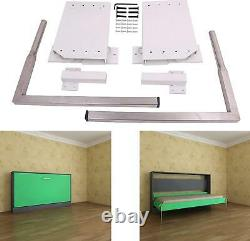 DIY Murphy Wall Bed Springs Mechanism Hardware Kit Horizontal Wall bed Mounting