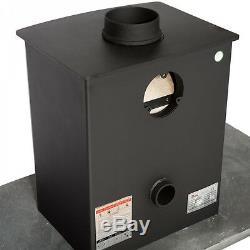 Defra Approved Purefire 5kw Curve Grey Enamel Multi-Fuel Woodburning Stove