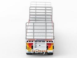 Drake AUSTRALIAN Maxitrans Freighter B Double Trailer Silver & Red 150