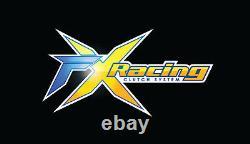 EXEDY CLUTCH KIT+FX HD FLYWHEEL fits 1991-1998 NISSAN 240SX 2.4L DOHC KA24DE