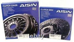 Genuine Aisin Clutch Kit & Flywheel For Toyota 4runner Tacoma Tundra 3.4l 6cyl