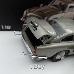 Hotwheels ELITE 118 Aston Martin DB5 Goldfinger 007 JAMES BOND BLY20 Diecast
