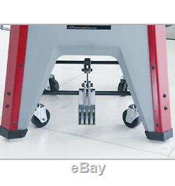 Lumberjack Professional Cast Iron Table Saw with 1800W Motor and Built in Laser