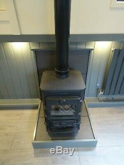 Morso Squirrel 1410 Solid Multi Fuel Cast Iron Stove Fire Brand New Stock