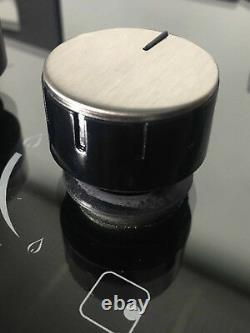 MyAppliances REF28949 60cm Built In 4 Burner Gas on Glass Hob Mirror Finish
