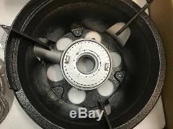 NEW Rambo Safety High Pressure Gas Wok Burner- 55MJ HPA100LPB Regulator & Hose
