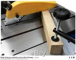 New Charnwood W629 10 Cast Iron Precision Ground Table Saw