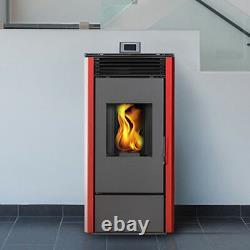 Pellet Burner Biomass Stove 10kw Eco Heating