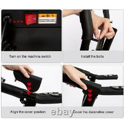Pro Electric Bluetooth Treadmill Home Running Machine Incline Adjustment Folding