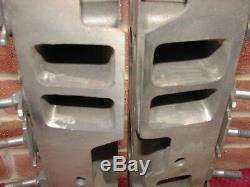 Sb Chevrolet Nos Gm Angle Plug 2.02 Heads 283 302 327 350 3991492