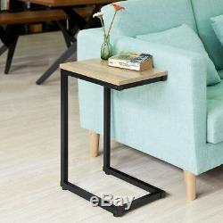 SoBuy Wood Coffee Side End Table Bed Sofa Table Laptop Table, FBT44-N, UK