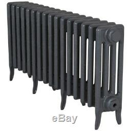 Victorian 4 Column Cast Iron Radiator 16 Section Next Day Delivery